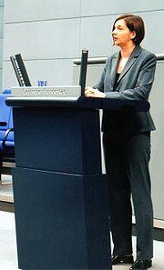 gring eckardt 2007 im bundestag - Gring Eckardt Lebenslauf