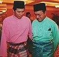 Kid Chan and Mahatir.jpg