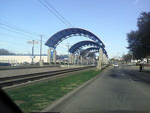 Kiest station - Image: Kiest (DART station)