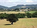 Kilburn white horse, the classic view - geograph.org.uk - 269113.jpg