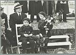 Kinderen van Parmentier tijdens de huldiging, 30 november 1934.jpg