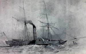 SS King Orry (1842) - Image: King Orry (1842)