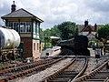 Kingscote Station Rawding.jpg