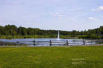 Kirkland Lake - Kinross Pond