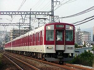 Nagano Line (Kintetsu) - Image: Kintetsu Series 6620