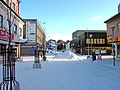 Kirkenes Foussgängerzon Feb 2005.jpg