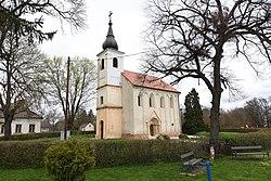 Kisboldogasszony templom Egyházasszecsőd Magyarszecsőd 01.jpg