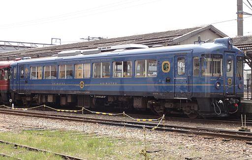Kitakinki Tango Railway 708 AO-MATSU 20130414