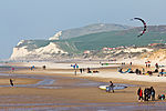 Kite surfer on the beach of Wissant, Pas-de-Calais -8041.jpg