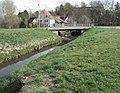 Klingenbach in Bühlerzell-Heilberg und Brücke der K 2632.jpg