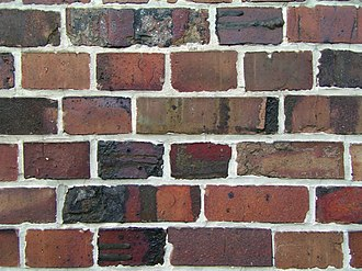 Brick Expressionism - Clinker bricks