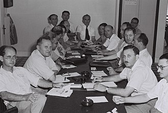 Foreign Affairs and Defense Committee - Knesset Foreign Affairs and Defense Committee, 1949