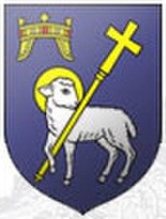 Knin - Image: Knin Wappen