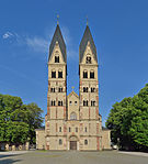 Koblenz - Basilika St. Kastor Westfassade.jpg