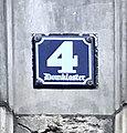 Koelner Dom Hausnummer Domkloster 4.jpg