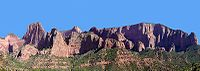 Kolob Canyons midway through Kolob Canyons Road.jpg