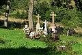 Komańcza. Cmentarz z 1802 roku..jpg