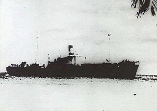 German auxiliary cruiser <i>Komet</i> German auxiliary cruiser