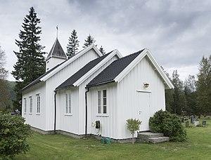 Kongsmo Chapel - Image: Kongsmo kapell