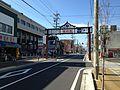 Konomiya Street in Inazawa, Aichi 20150124.JPG