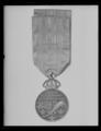 Konung Gustav Vs olympiska medalj 1912, silver, 8-e storleken - Livrustkammaren - 71032.tif