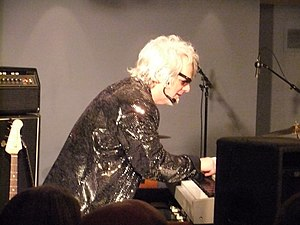 Al Kooper - Kooper celebrating his 68th birthday at the Regatta Bar in Cambridge, Massachusetts, Feb. 4, 2012