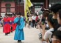 Korea Gyeongbokgung Guard 12.jpg