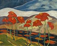 Krajina s kvetmi - Zolo Palugyay.jpg