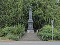 Kriegerdenkmal, 1, Landgraf-Philipp-Straße, Ziegenhain, Schwalmstadt, Schwalm-Eder-Kreis.jpg