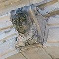 Kronach - Altes Rathaus - Portal Ostseite - Schlussstein - 2015-04.jpg
