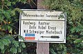 Kropfsdorf (Michelbach) - hiking sign 2.jpg
