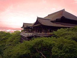 Kyoto-Kiyomizudera, Japan