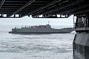 LCU 1656 USS Bataan (LHD 5) August 31, 2005
