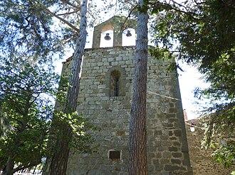L'Albère - Church Saint-Martin