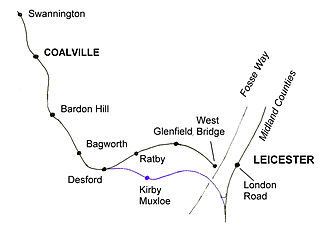 Leicester and Swannington Railway early British railway company (1832–1846)