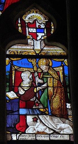 Licinius, Bischof von Angers