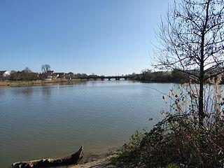 Meurthe (river) river in France