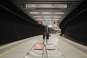 Image illustrative de l'article Sagrera - Meridiana (métro de Barcelone)