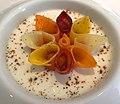 La carotte plurielle, Maison Pic, Valence.JPG