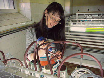 Laboratory cultivation and sampling of microalgae.jpg