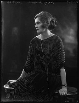 Lady Cynthia Asquith - Image: Lady Cynthia Mary Evelyn Asquith ne Charteris