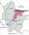 Lage des Ortsteil Hellersdorf im Bezirk Marzahn-Hellersdorf.png