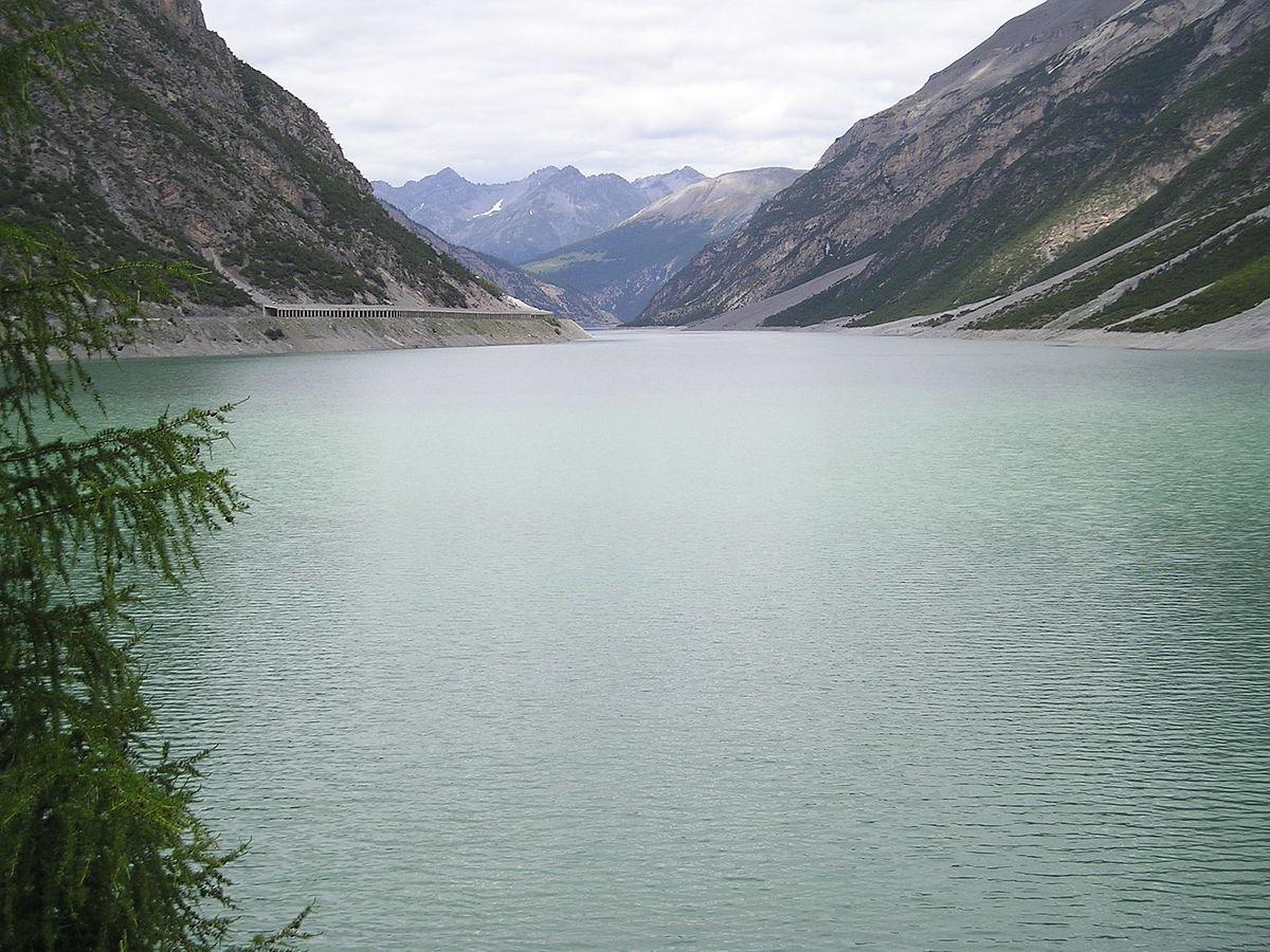 lago di livigno wikipedia