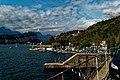 Lago di Garda - Torbole - Lungolago Verona - View North.jpg