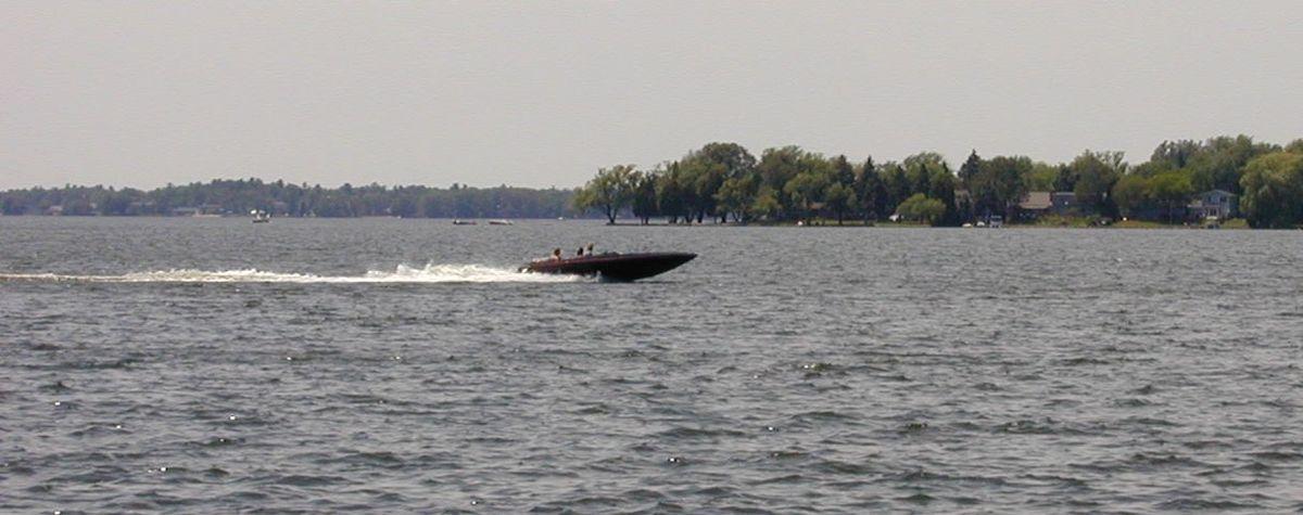 Lake Cadillac - Wikipedia