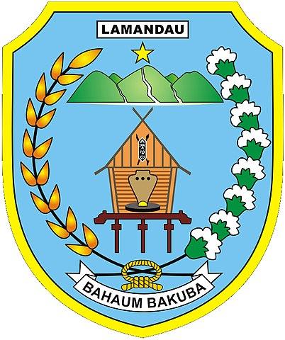 Berkas Lambang Kabupaten Lamandau Jpeg Wikipedia Bahasa Indonesia Ensiklopedia Bebas