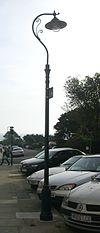 Lanterna kolono ĉe 38 Sussex Square, Kemp Town, Brajtono (IoE Code 481323).jpg