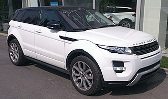 Chery Jaguar Land Rover - Image: Land Rover Range Rover Evoque L538 China 2013 03 04