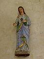 Langonnet (56) Église Intérieur Statue 02.JPG