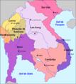Laos - Reiaume de Lan Xang.png